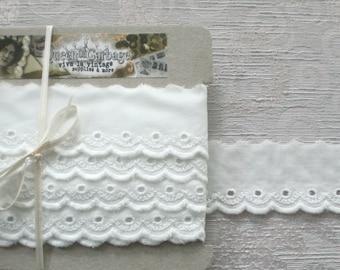 Delicate lace border, 3 m