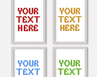 photograph about Lego Letters Printable named Lego printable Etsy