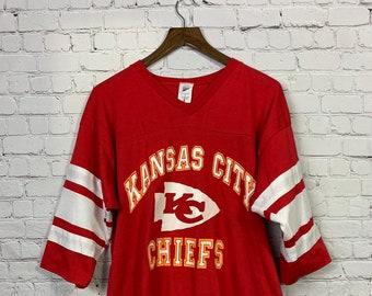 32234d5c7bd Vintage 90s Kansas City Chiefs NFL Xlarge Shirt
