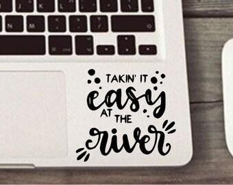 River rat decal | Etsy