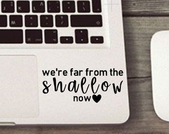 Far from the shallow | Etsy