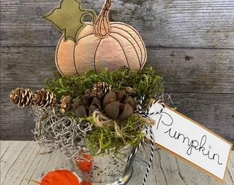 Embroidery file Pumpkin 13x18