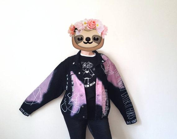 Lil Peep Custom Jacket ×UNIQUE×