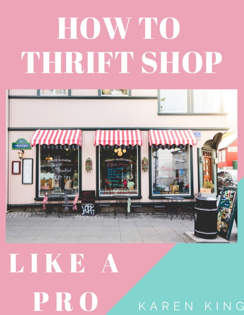 How to Thrift Shop Like a PRO image 0