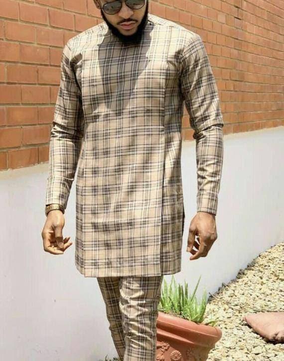African men/'s clothing  African couples wear wedding suitdashiki  African men/'s shirt v\u00eatement africain chemise et pantalon Nigerian