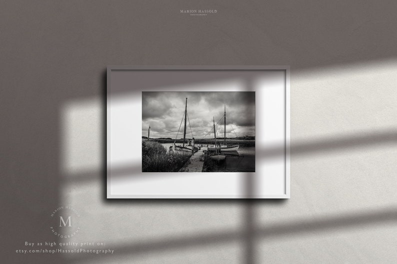 Image print photo print Nymindegab 50 x 70 cm image 0