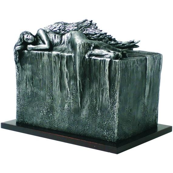 Artistic Funeral pensants Urn Rose Adult CREMATION Funeral Casket unique memorials