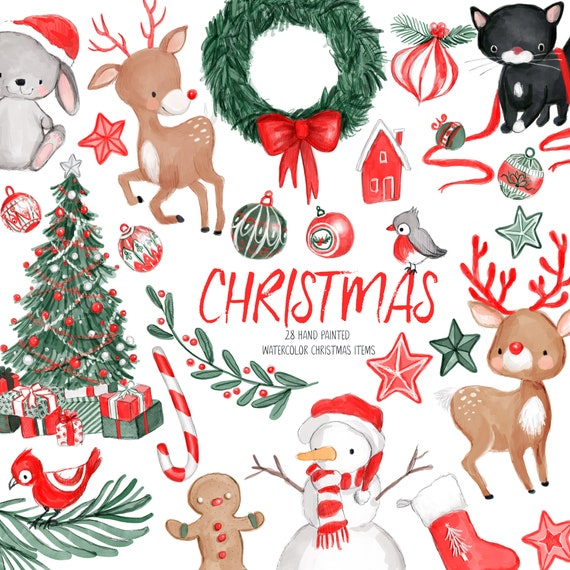 Christmas Gifts Clip Art - Hey, Let's Make Stuff