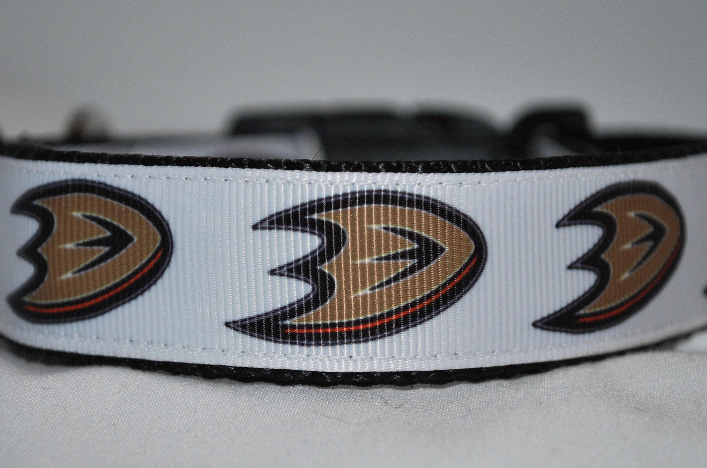 NHL Anaheim Ducks Logo Post Earrings