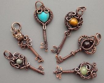 Key Necklace Jewelry Anniversary Gift For Girlfriend Boyfriend Husband Wife Men Teacher Him