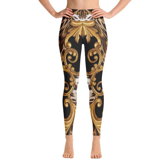 Leggings -(yoga fitness gym workout tights health pants sports swimwear bikini sweatpants jeans lingerie sweatshirt jeans underwear sweater