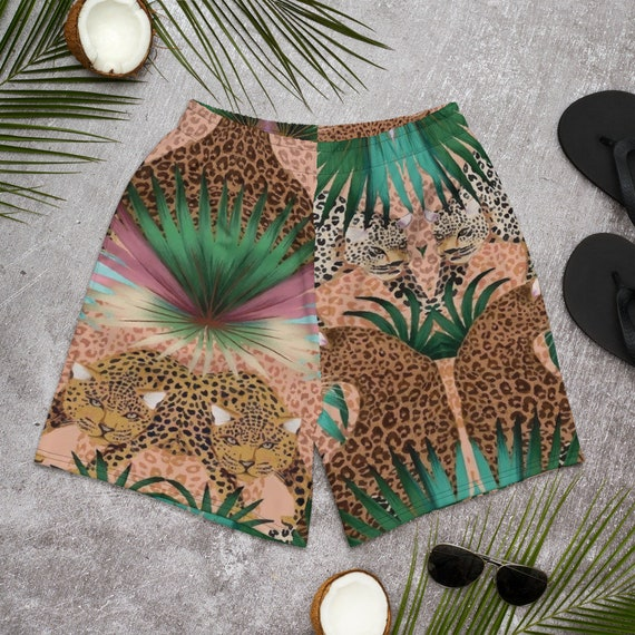 Men's Athletic Long Shorts -(yoga leggings pants sports jeans sweatpants jacket sweatshirt swimwear swimsuit shirt tank hoodies shoes