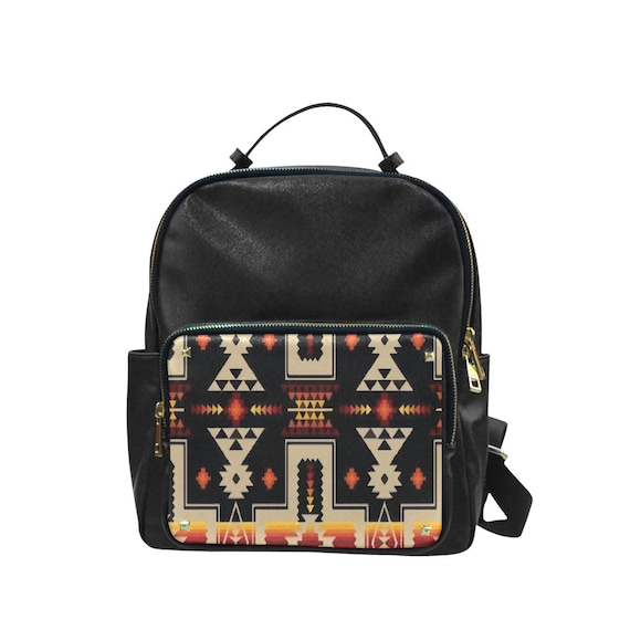 Backpack -(women men mini kids leather bag canvas laptop 90s purse for girls waterproof school college large small black vintage handbags)
