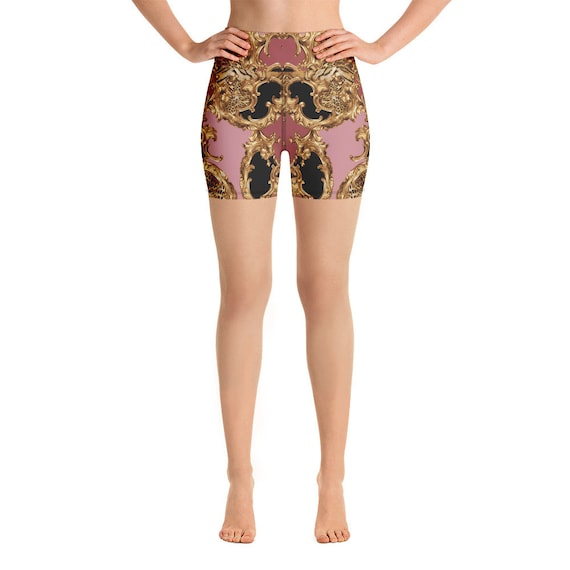 Yoga Shorts -(fitness gym tights pants sports swimwear bikini sweatpants jeans lingerie sweatshirt jeans underwear sweater shoes sneakers)