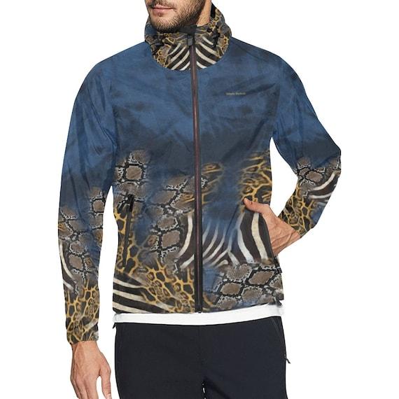 Unisex Windbreaker jacket -(men women vintage leather custom clothing sweatshirt 90s jean bomber hoodie blazer Japanese varsity retro coat)