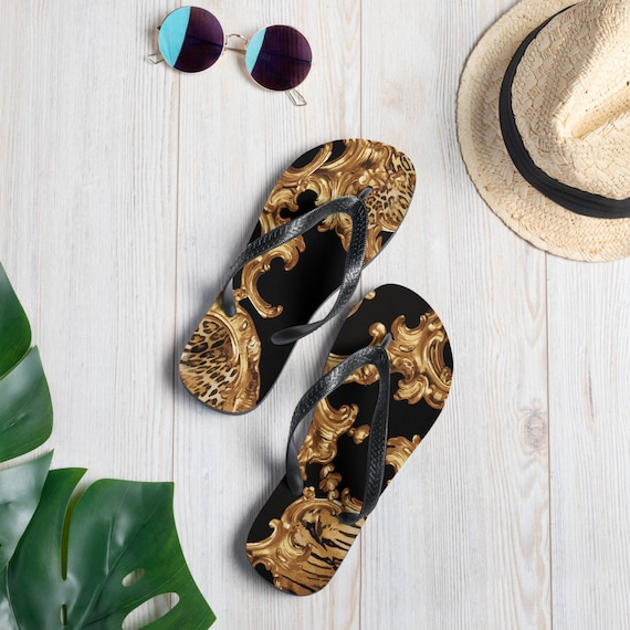 Flip-Flops -(shoes sneakers heels swimwear hats glasses bags backpack handbags bikini yoga leggings pants shirts jacket swimsuit sweatshirts