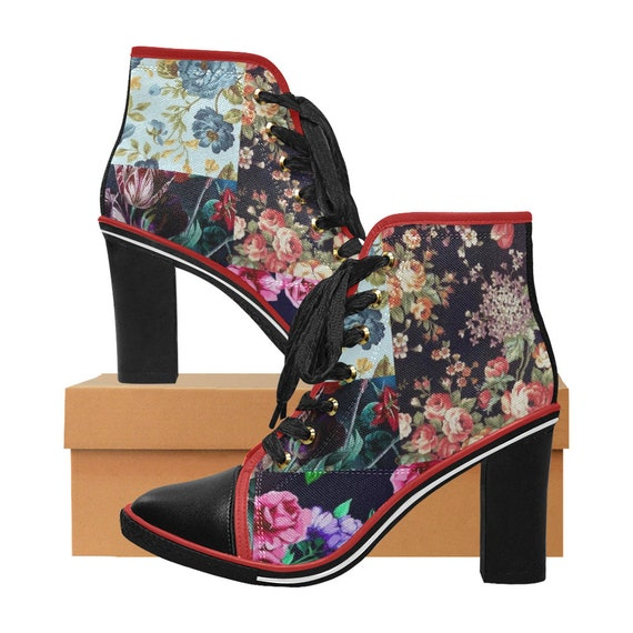 Heels -(shoes sneakers Flip-Flops sandals boots slip ons pumps athletic Ankle Cowboy gladiator strappy slides vintage stripper wedding)