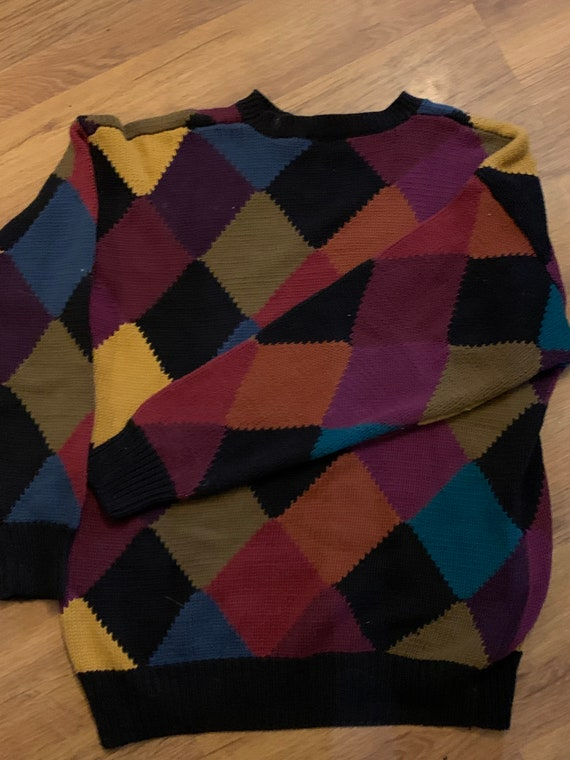 Vintages 80s Collectif Cotton Pullover Sweater