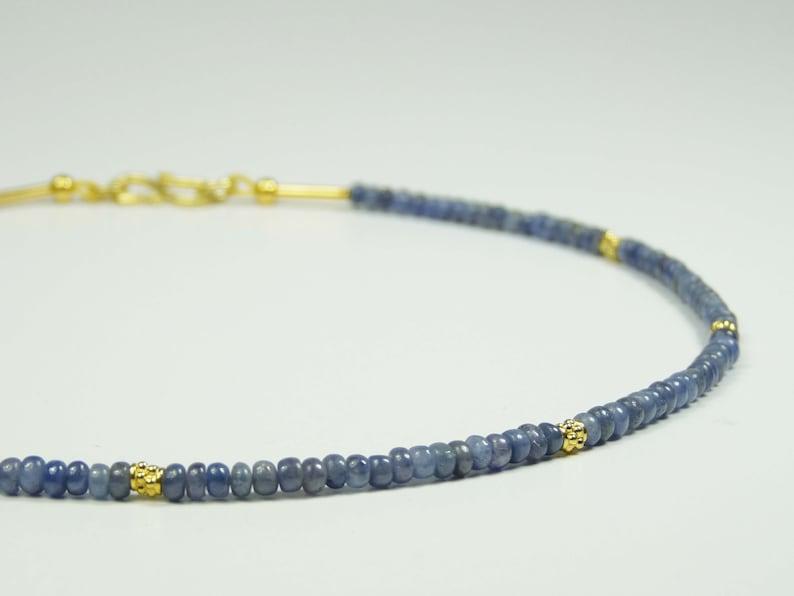 Necklace Sapphire