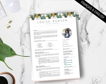 Original Cv Design Etsy