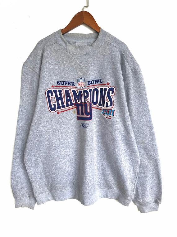 Vintage Reebok Superbowl Champions NFL Pullover Sw