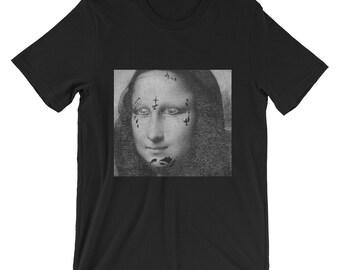 8147a718bf Lil Wayne Mona Lisa Short-Sleeve Unisex T Shirt - Weezy F Baby, Tunechi,  Tha Carter V, Kendrick Lamar, YMCMB