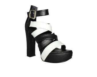 ddc57ff60477 Bicolor shoes
