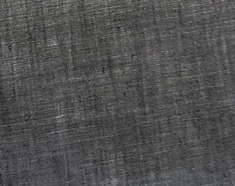 Art Gallery Fabric Solid Smooth Denim in Wicked Sky - fabric DESTASH