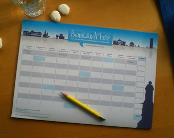 BonnLandFluss - Game for friends of the city of Bonn