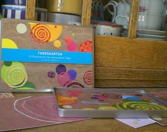 Day Cards - Postcard Set