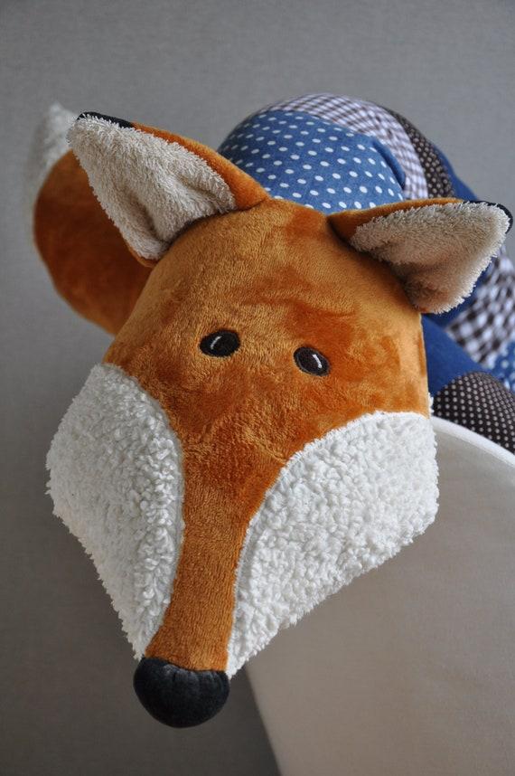 Fuchs Bettschlange Fuchs Etsy Bettschlange Enaaq8TFx