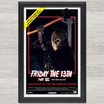 Friday The 13th Part VII: The New Blood 11x17 Movie Poster
