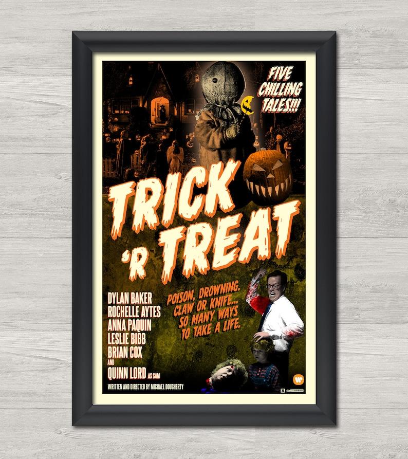 Trick R Treat (Classic Series) 11x17 Movie Poster wall decor