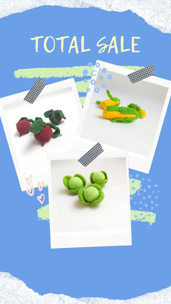 vegetables play set realistic vegetables are made of eco-friendly cotton and stuffed with non-allergenic fiberfill