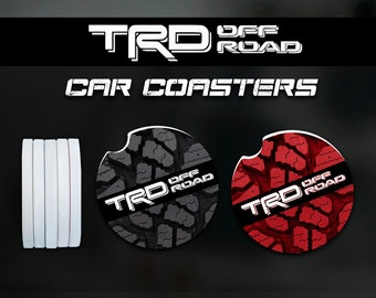 Details about  /TOYOTA Car Logo Coaster Toyota Car Lovers Gift Natural Slate