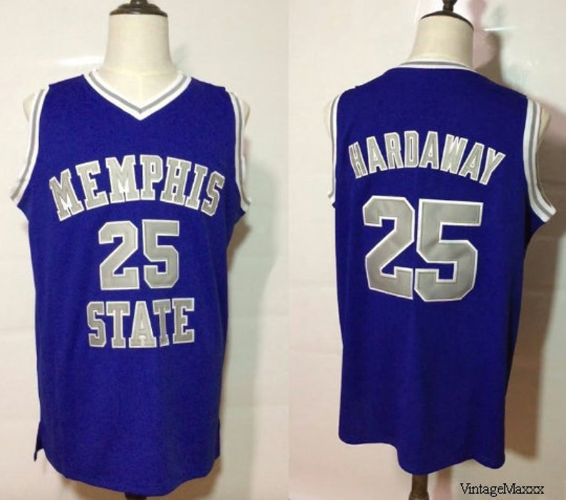 fad6a4e5c Anfernee Penny Hardaway Memphis State Tigers College