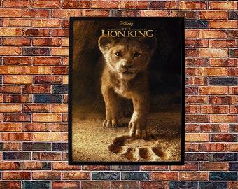 Lion Etsy