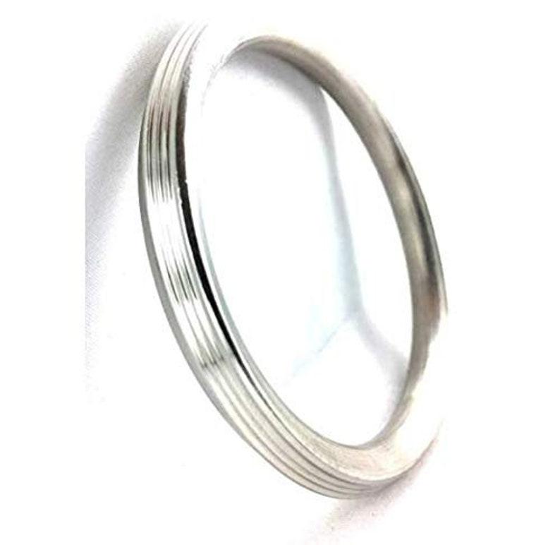 Punjabi/Sikh Stainless steel kada/kara for men/women
