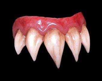 Freddie Mercury Character Costume Teeth   Etsy