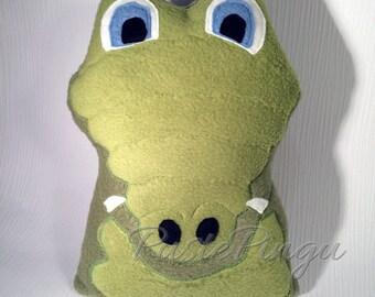Cuddly toy * Cuddly crocodile * crocodile * cuddly pillow