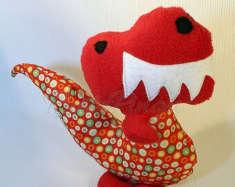 Cuddly pet * dinosaur * Cuddle Pillow
