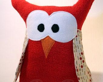 Cuddly toy * Cuddly owl * Cuddly pillow