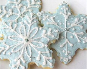 Holiday Cookies Etsy