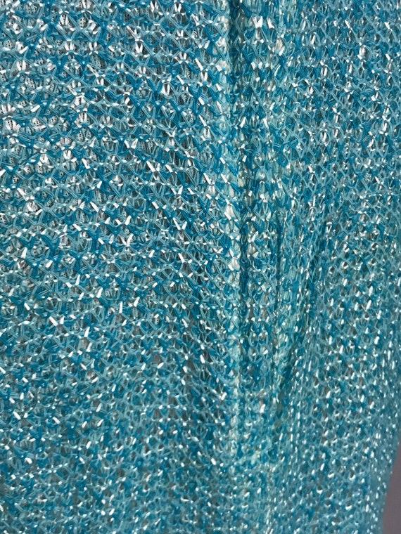 1960s knit set/ vintage 1960s tweed knit set. - image 9