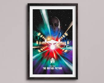 Star Trek: The Motion Picture - Poster Art