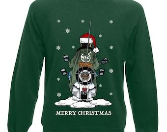 Jimmy Quadrophenia Christmas Jumper