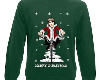 Ian Brown Low Rider Christmas Jumper