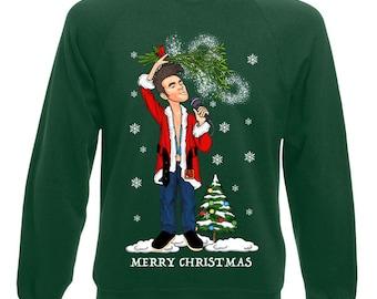 Morrissey Christmas Jumper