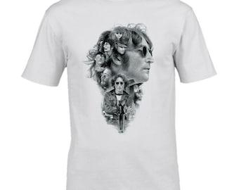 John Lennon Montage T-Shirt