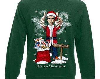 Ian Brown Beautiful Thing Christmas Jumper